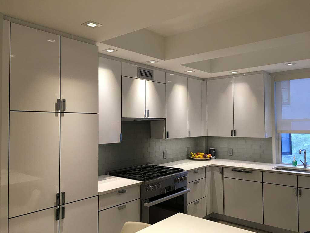 Kitchen renovation nyc gut renovations golden i for Kitchen remodeling companies