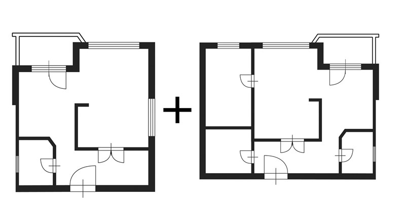 apartment combination nyc