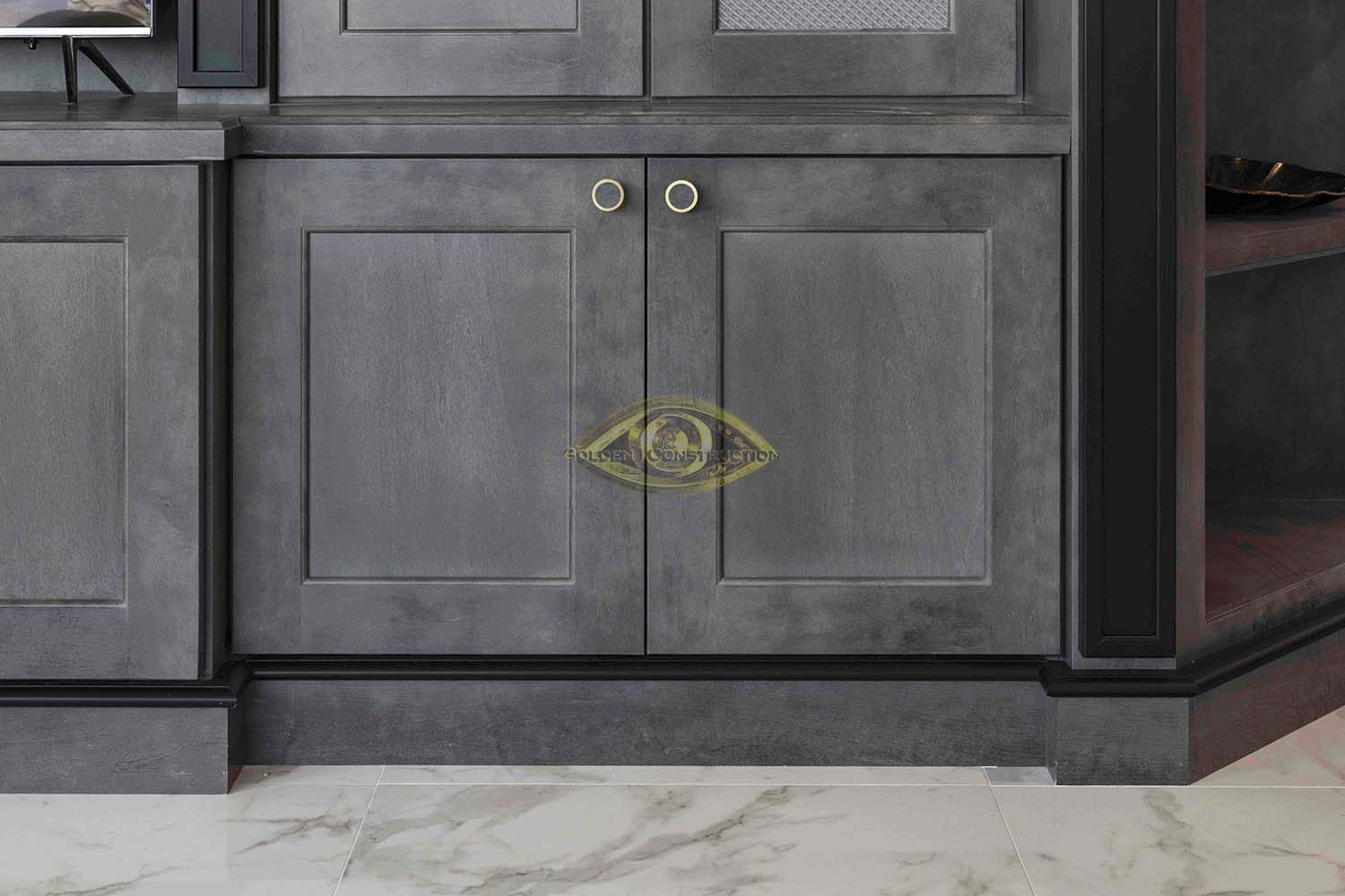 Custom Cabinets NYC - Kitchen Showrooms | Golden I Construction