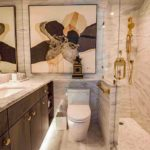 10 Design Tips for Small Bathrooms