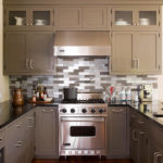Decorating a Small NYC Apartment Kitchen